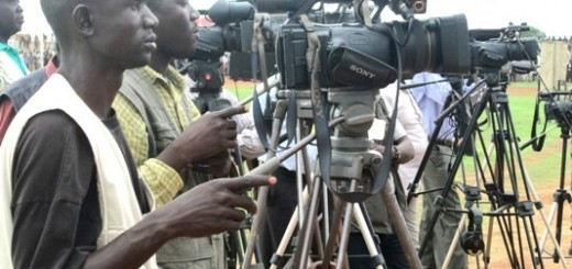 wau journalists camera 9 july 2013