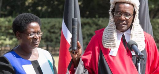 Chief Justice Maraga