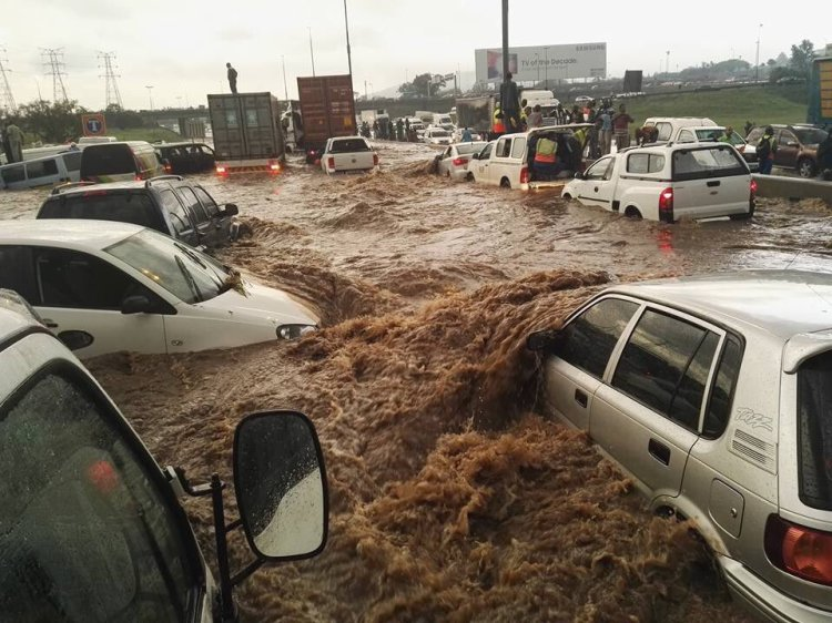 South Africa's Deadly Floods